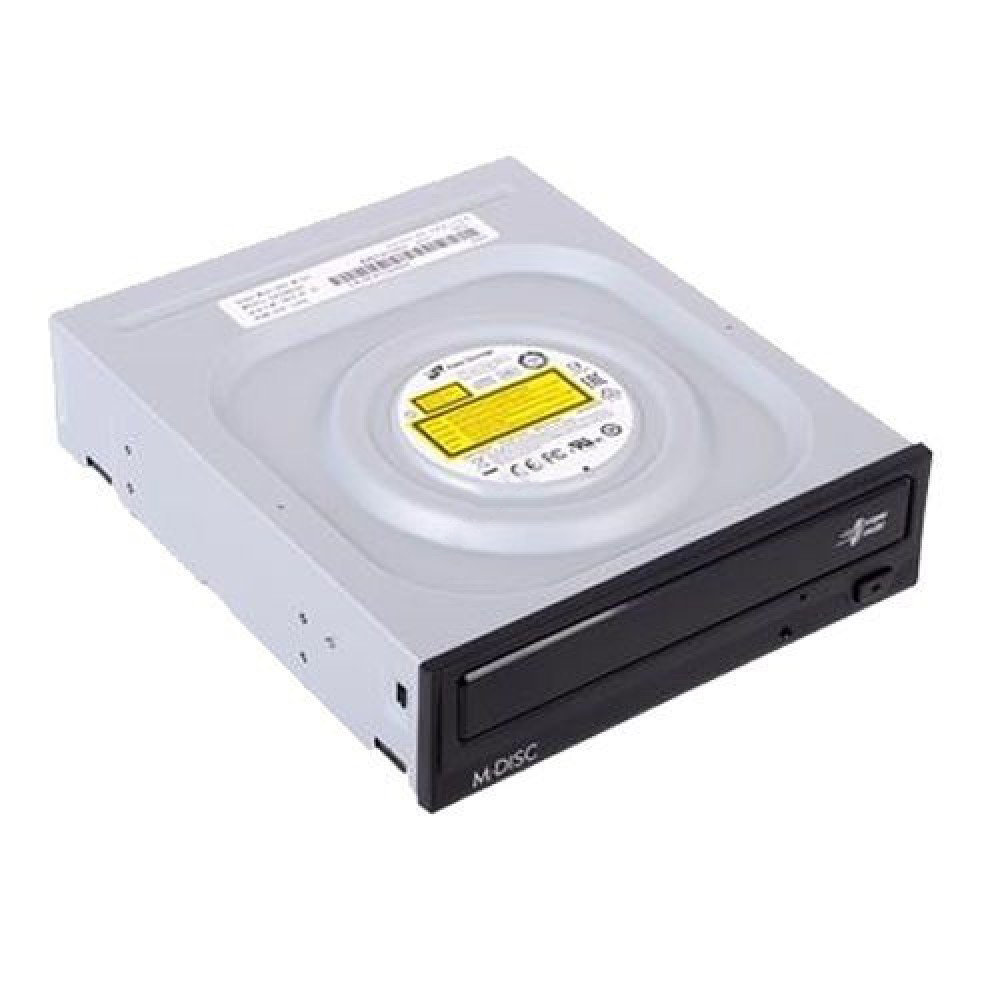 Hitachi-LG GH24NSD0 24x DVD-RW with M-Disc Support Internal Optical Drive Retail Packaged