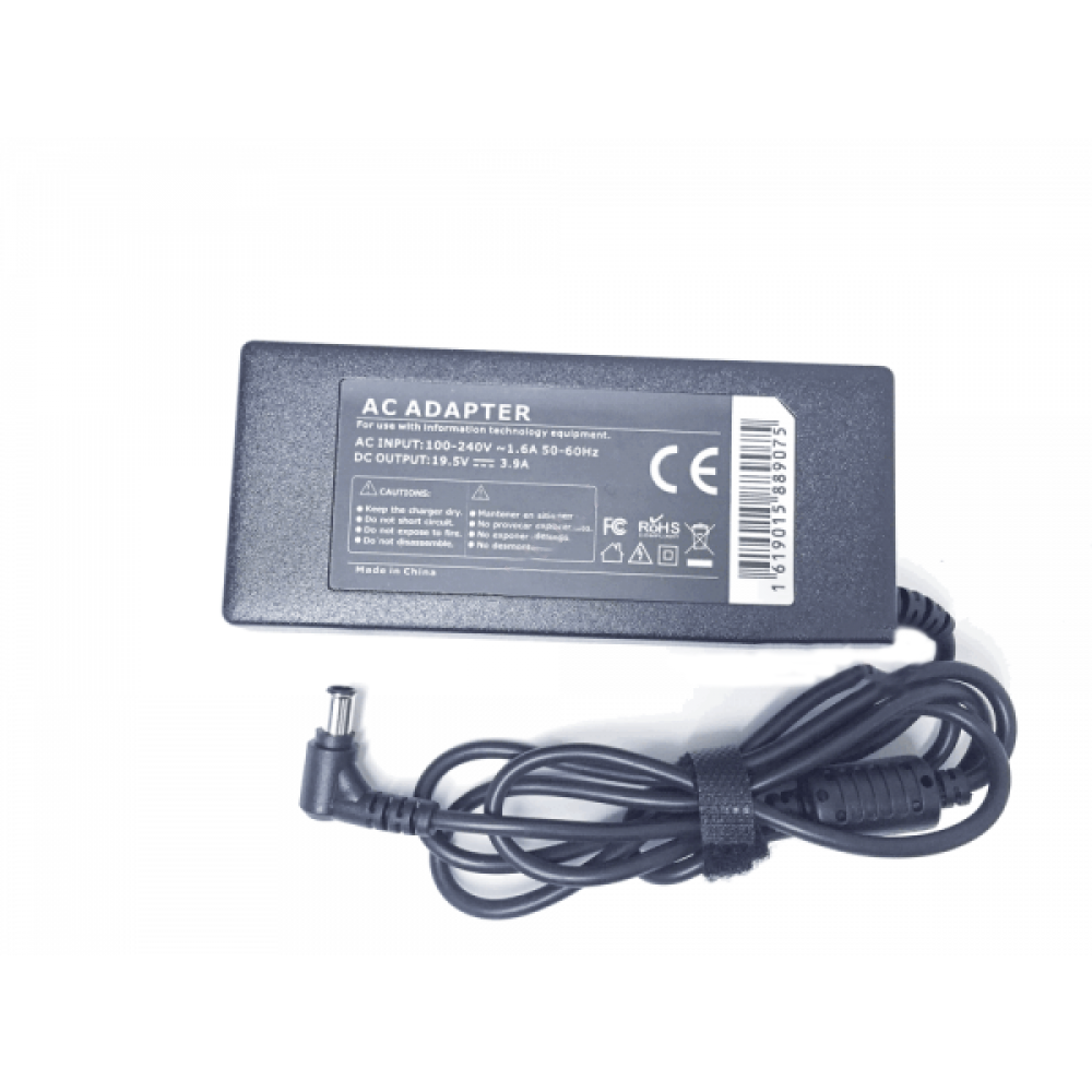 HP Compatible 19.5V 4.62A 90W 4.5X3.0MM (Blue Pin)