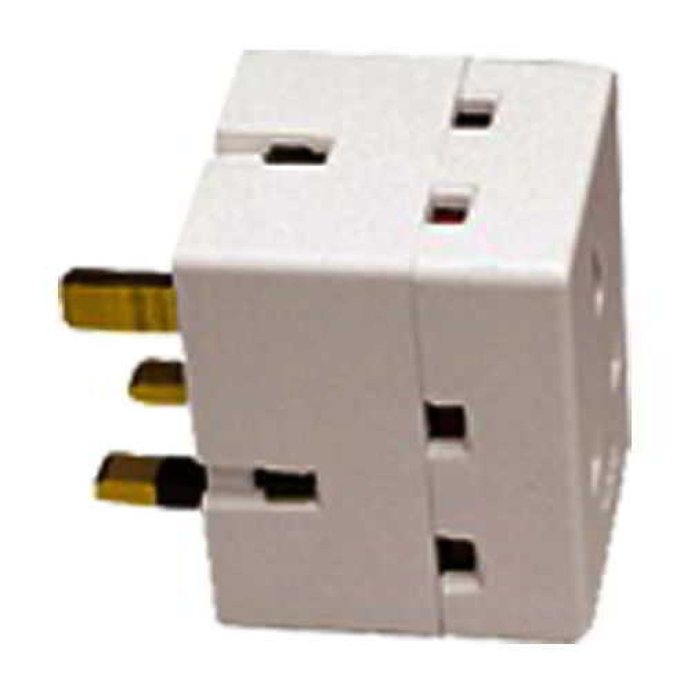 3 way Mains Adapter PIF2063