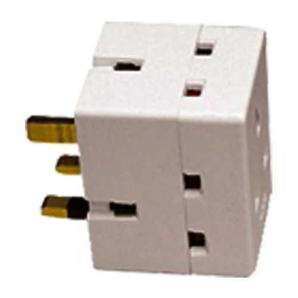 3 way Mains Adapter PIF2063