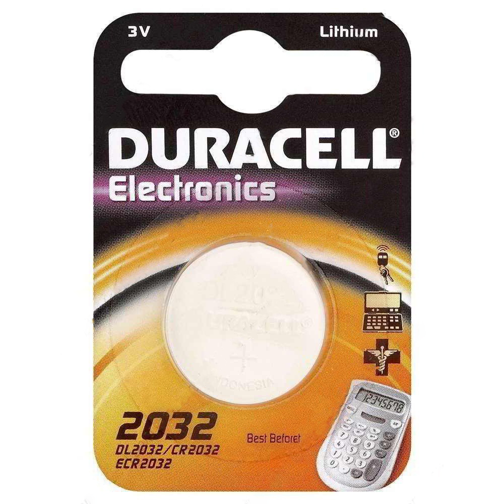 DURACELL DL2032 single carded 3V Lithium Battery