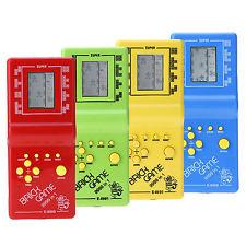 Brick Game Electronic Vintage Classic Handheld Arcade Pocket Toy