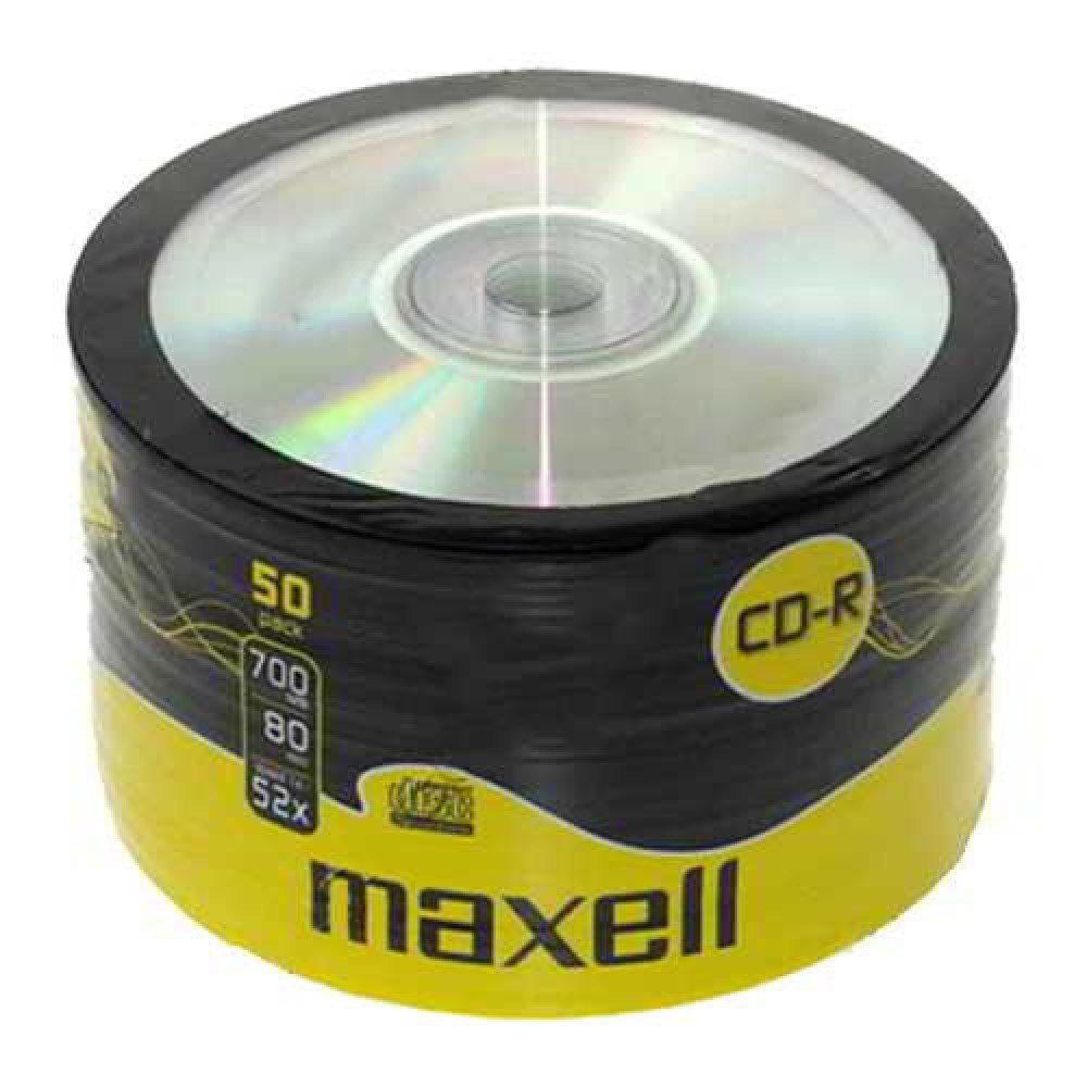 Maxell CD-R 50 Shrink Pack