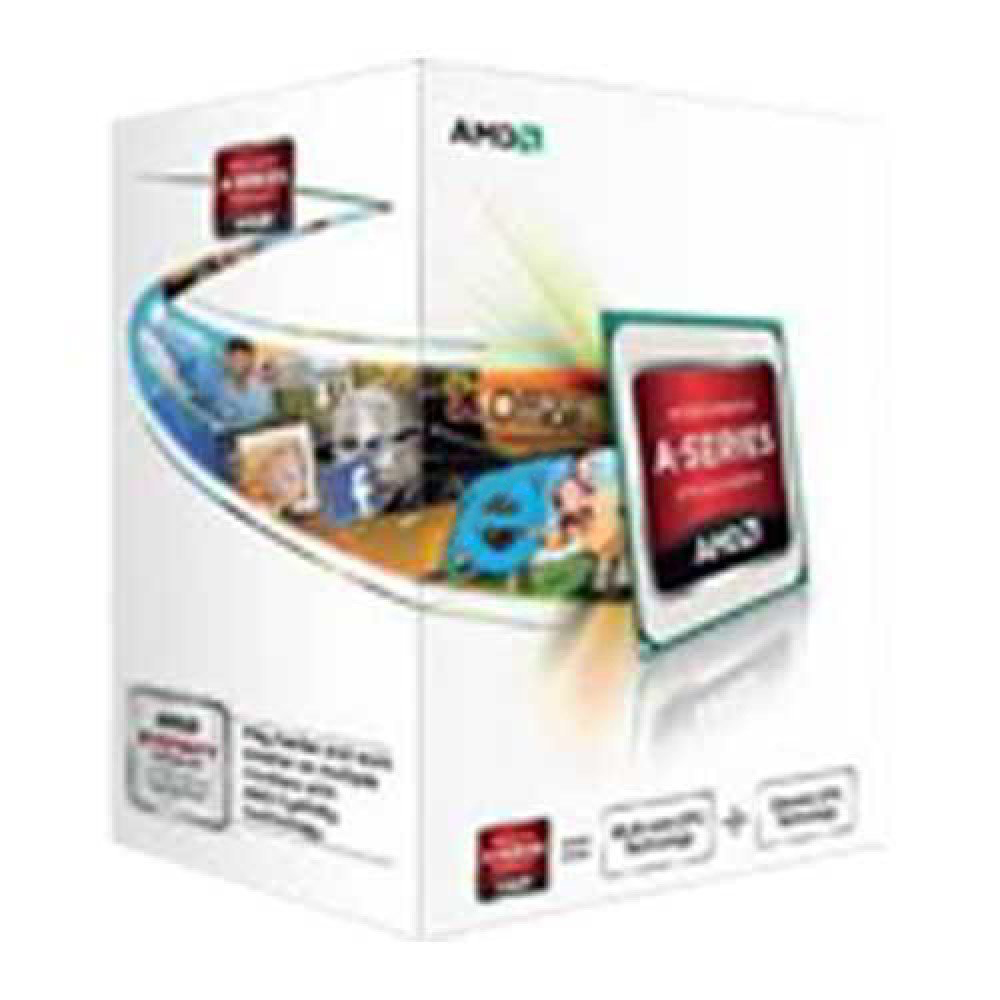AMD Trinity A4-5300 3.4GHz Dual Core FM2 Processor