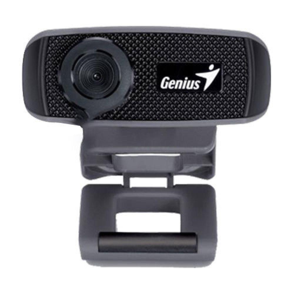 Genius FaceCam 1000X 720p HD Webcam + Mic